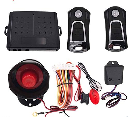 YIWMHE Car Max 80% OFF Style Free Shipping New Alarm System 12+4 Door Cont Auto Central Remote
