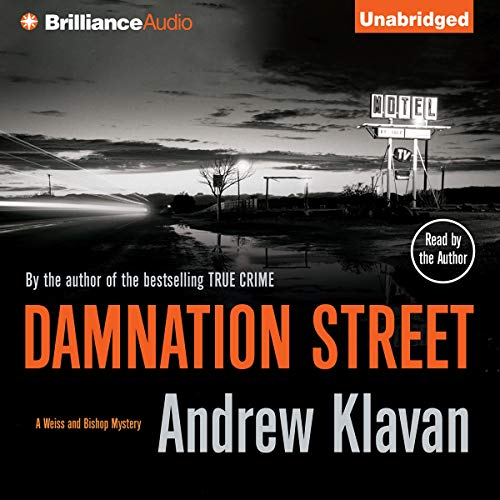 Damnation Street audiobook cover art