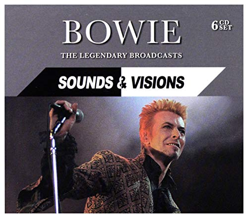Sounds & Visions: The Legendary Broadcasts 6 CD Set