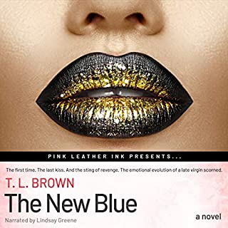 The New Blue audiobook cover art