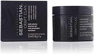 Sebastian Professional Craft Clay Hair Texturiser, Flexiable Hold, 50ml