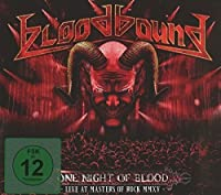 One Night Of Blood [ CD / DVD ] by Bloodbound
