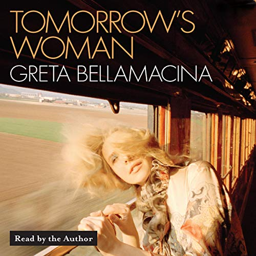 Tomorrow's Woman audiobook cover art