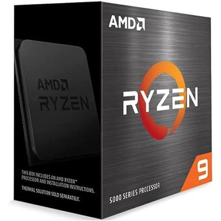AMD AMD Ryzen 9 5950X プロセッサ Ryzen 9 シリーズ 100-100000059WOF