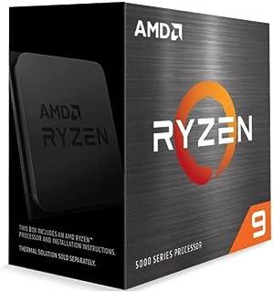 معالج AMD Ryzen 9 5950X 100-10000059WOF معالج 16-Core 3.4GHz مقبس AM4 وحدة المعالجة المركزية w/o Fan Retail