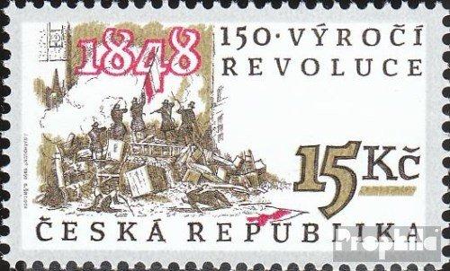 république tchèque mer.-no.: 189 (complète.Edition.) 1998 Revolution (Timbres pour Les collectionneurs)