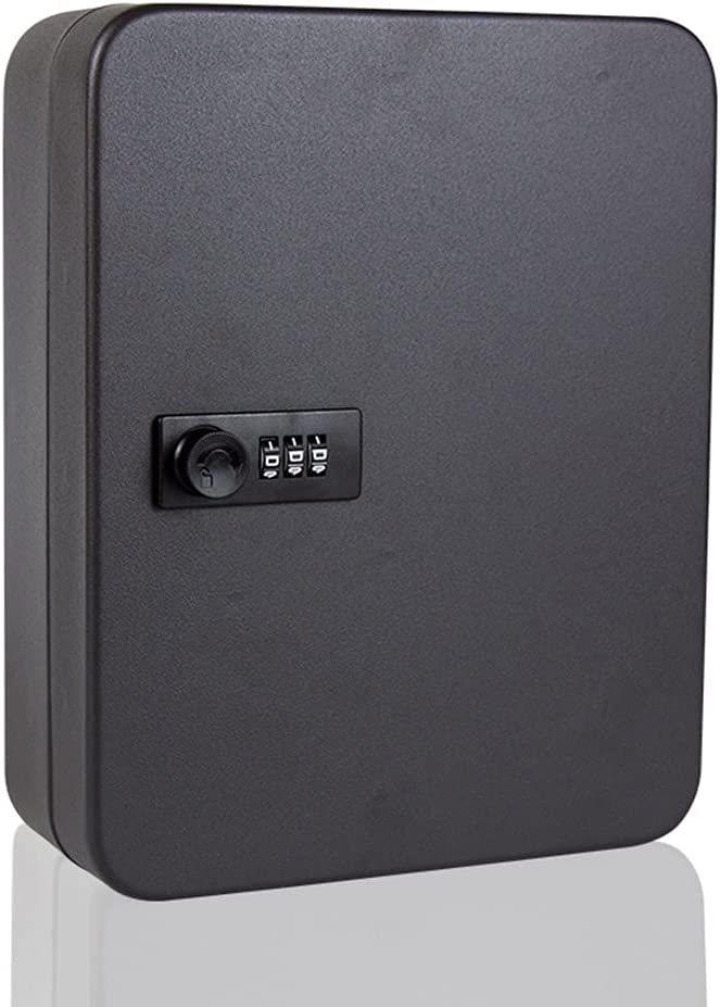 Black Key Box Indianapolis Mall with Sales for sale Lock Wall-Mounted Code Estate Real