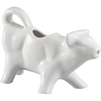 BIA Cordon Bleu 900110S1SIOC Specialty Dishes Cow Creamer White