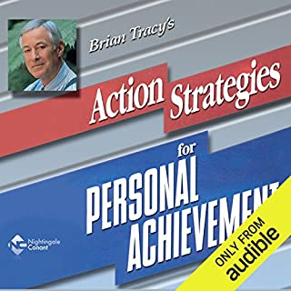 Action Strategies for Personal Achievement audiobook cover art