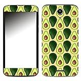 Disagu SF-107471_1120 Design Folie für Phicomm Clue 2S - Motiv Avocados Lined orange