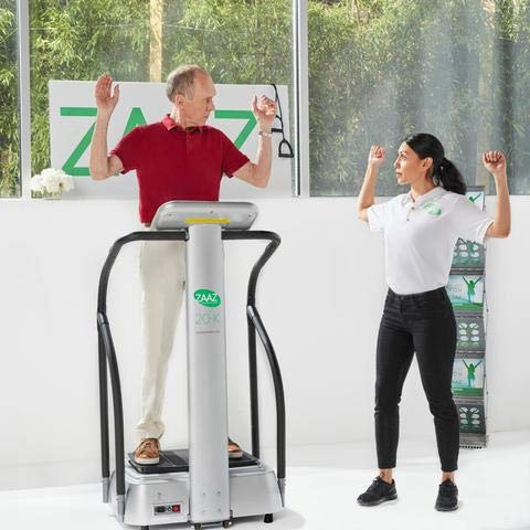 ZAAZ 20k The #1 Whole Body Vibration machine in the world The Machine That Changes Everything.