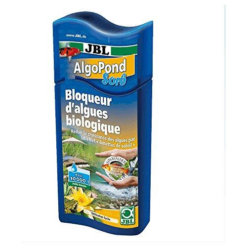 Jbl - Anti Algues Bassin - Algopond Sorb - 500 Ml