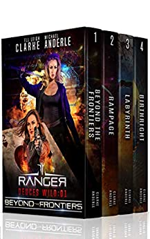Deuces Wild Boxed Set: (Books 1-4 - Beyond the Frontiers, Rampage, Labyrinth, Birthright) by [Ell Leigh Clarke, Michael Anderle]