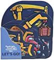 Goodnight, Goodnight, Construction Site: Let's Go!: (Construction Vehicle Board Books, Construction Site Books, Children's Books for Toddlers)