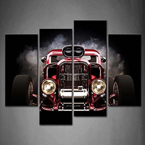 cool automotive wall art