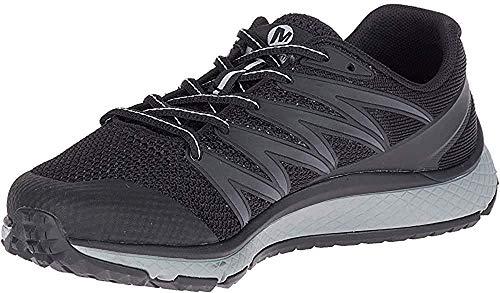 Merrell Women's Bare Access XTR Trail Running Shoe, Black, 8.5
