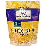 Non-GMO Project Verified Citric Acid - 5 Pounds