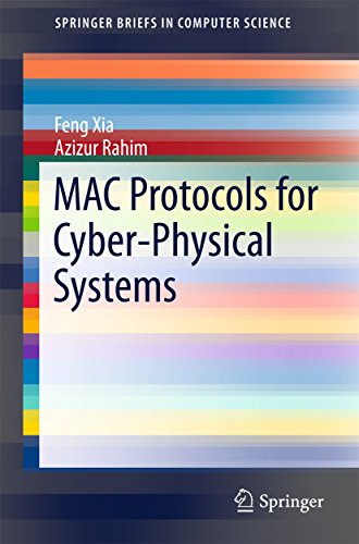 MAC Protocols for Cyber-Physical Systems (SpringerBriefs in Computer Science) (English Edition)