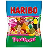 4x Haribo TROPIFRUTTI each Bag 200g (German...