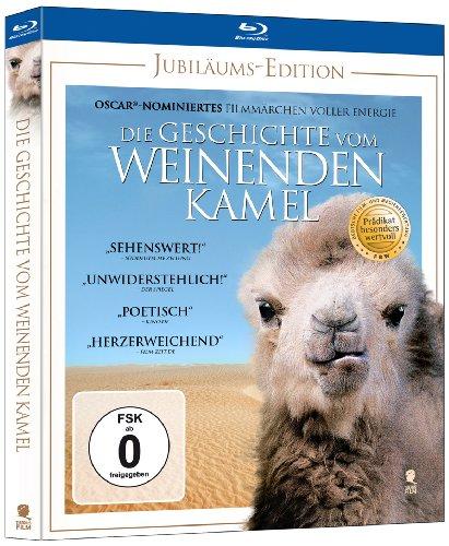 Die Geschichte vom weinenden Kamel - Jubiläums-Edition (Prädikat: Besonders wertvoll) [Blu-ray]