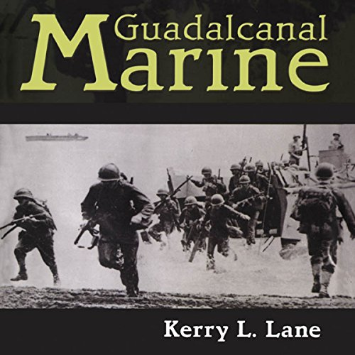 Guadalcanal Marine audiobook cover art