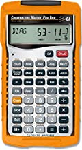 Calculated Industries Construction Calculator, 6 Lx3 1/4 In W