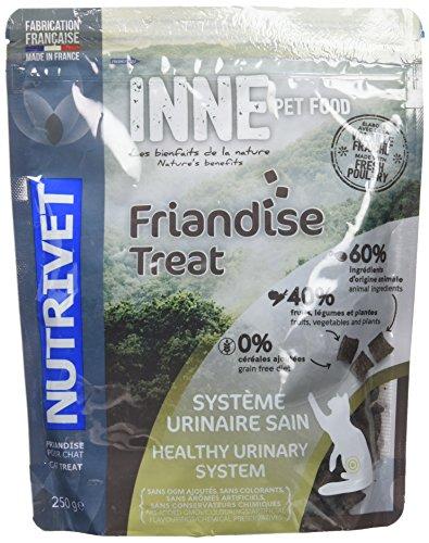 Nutrivet Inne Snack Confort Urinaire Sachet pour Chat de 250 g