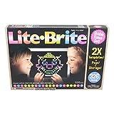 Lite Brite Magic Screen Bonus Set 326 Pieces