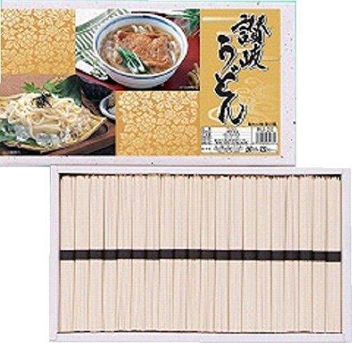 讃岐うどんギフト 1kg(50gx20束) x 12個セット 紙箱包装済シュリンクパック
