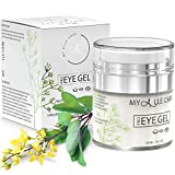 Best Organic Anti Wrinkle Creams - Eye Gel with Hyaluronic Acid, Reduce Dark Circles Review