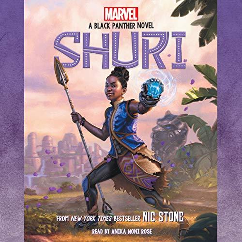 Shuri: A Black Panther Novel, Book 1
