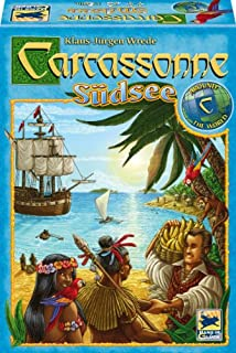 Schmidt Spiele 48236  Hans im Glück - Carcassonne, Südsee (B00DZQOH7S) | Amazon price tracker / tracking, Amazon price history charts, Amazon price watches, Amazon price drop alerts