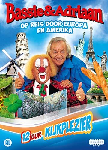 Bassie & Adriaan Op Reis (DVD) 2017