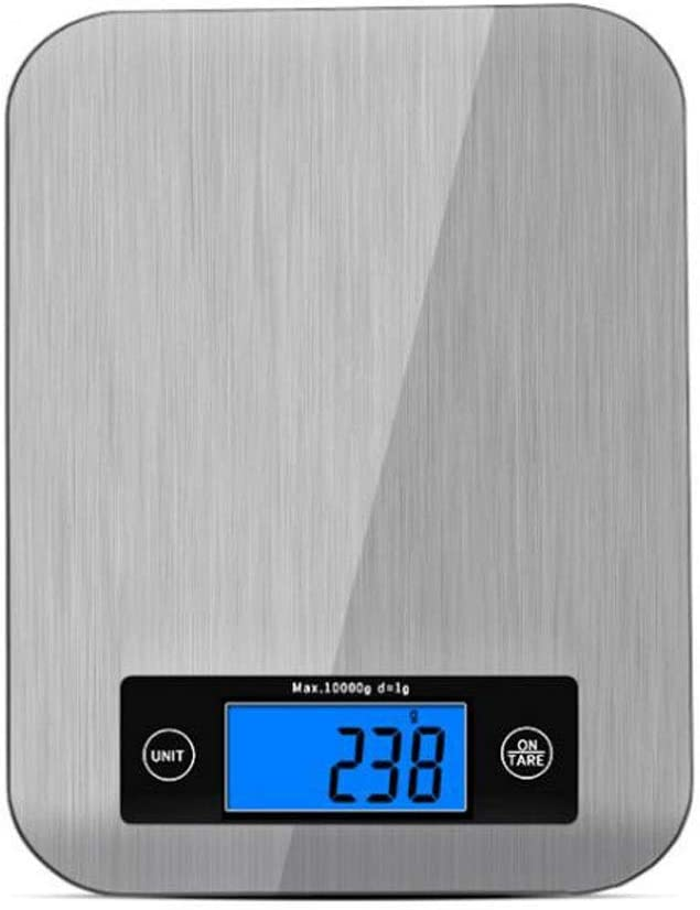 DCJLH Kitchen Scale Digital Our trend rank shop OFFers the best service Electronic Weighing Scales C