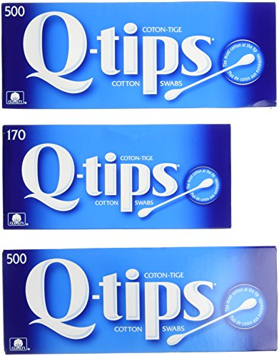 Q-Tips Cotton Swabs 1170 Count