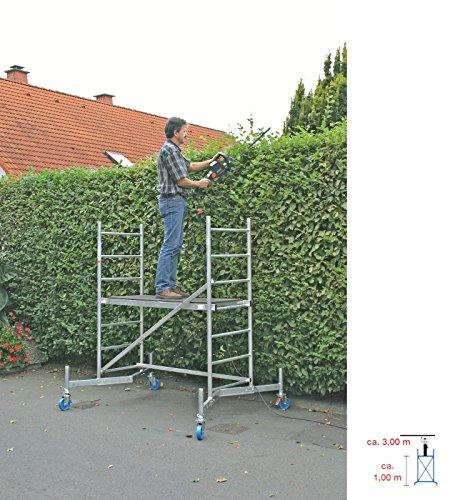 Krause Grundgerüst, Clim-Tec