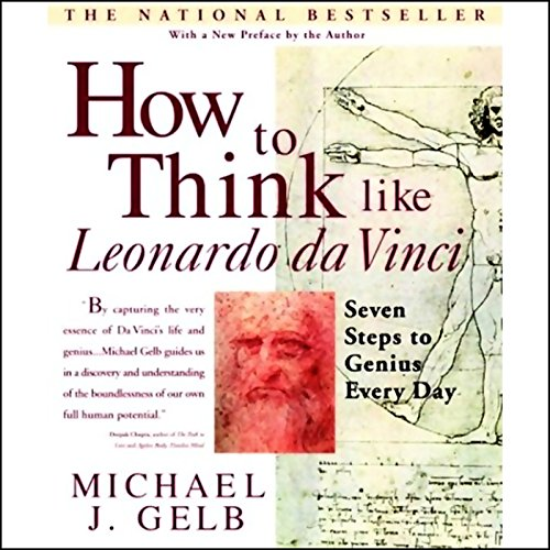 How to Think Like Leonardo da Vinci cover art