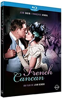 French Cancan (1954) ( Only the French Can ) (Blu-Ray)