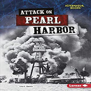 Attack on Pearl Harbor cover art