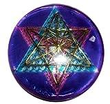 Generador Matricial de Estrella Merkabah (6.3)