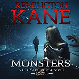 Monsters cover art