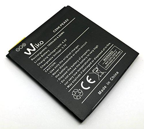 Akku Speicher Interne Battery Wiko Cink Peax 2 Nuevo