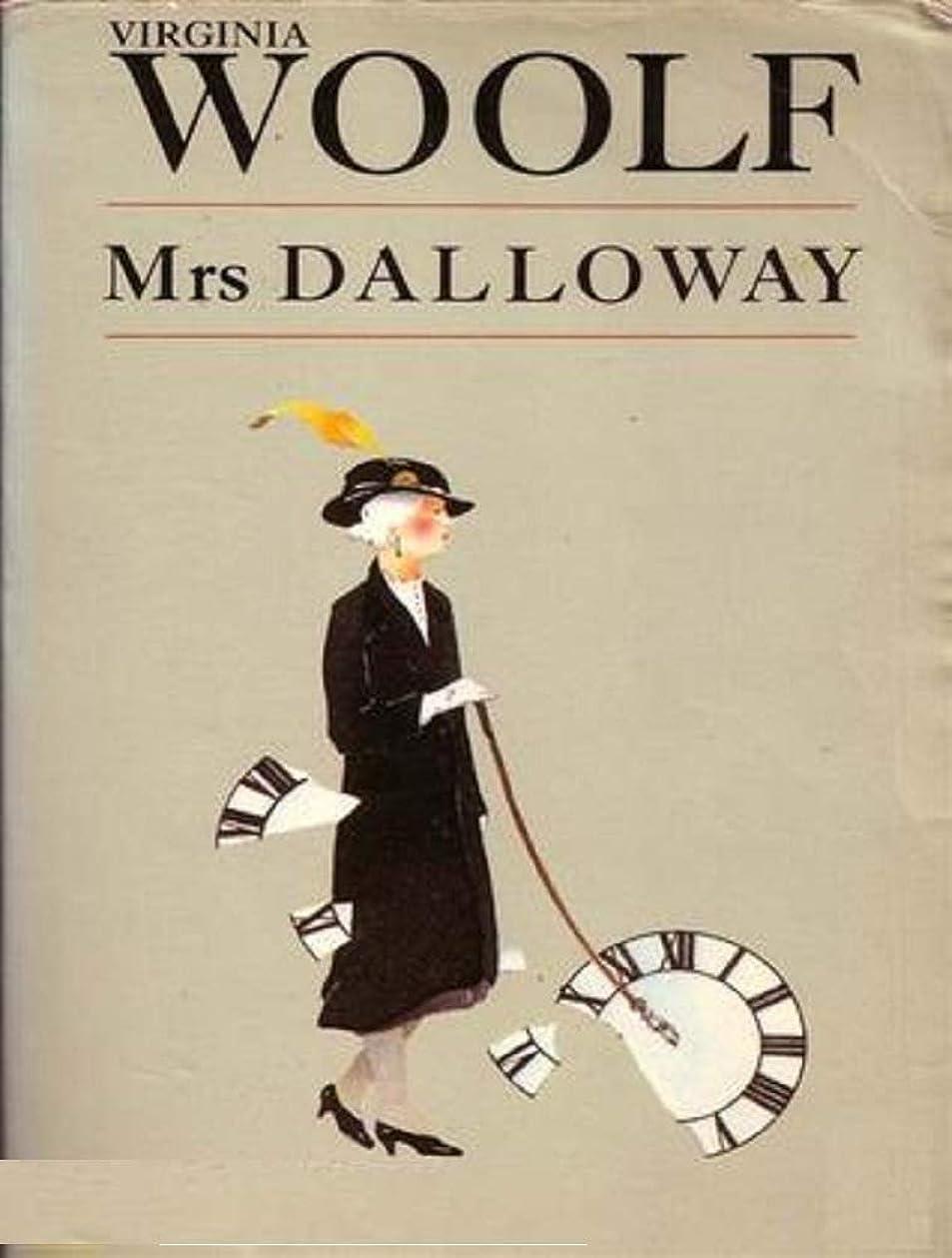 情報ベルベット生き残りMrs Dalloway (English Edition)