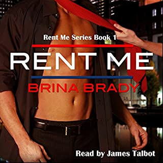 Rent Me audiobook cover art
