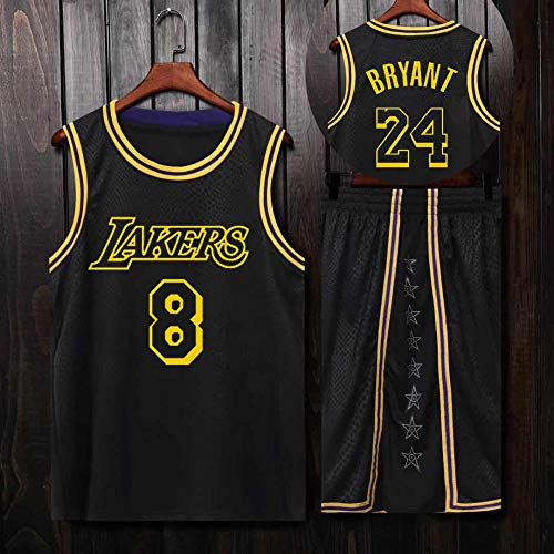 Wenhua Lakers Camiseta de baloncesto número 38, camiseta de Anthony Davis Mamba, chaleco deportivo de gimnasio, camiseta de baloncesto masculina, ropa conmemorativa Mamba, campeonato de los Lakers