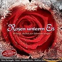 Rosen Unterm Eis