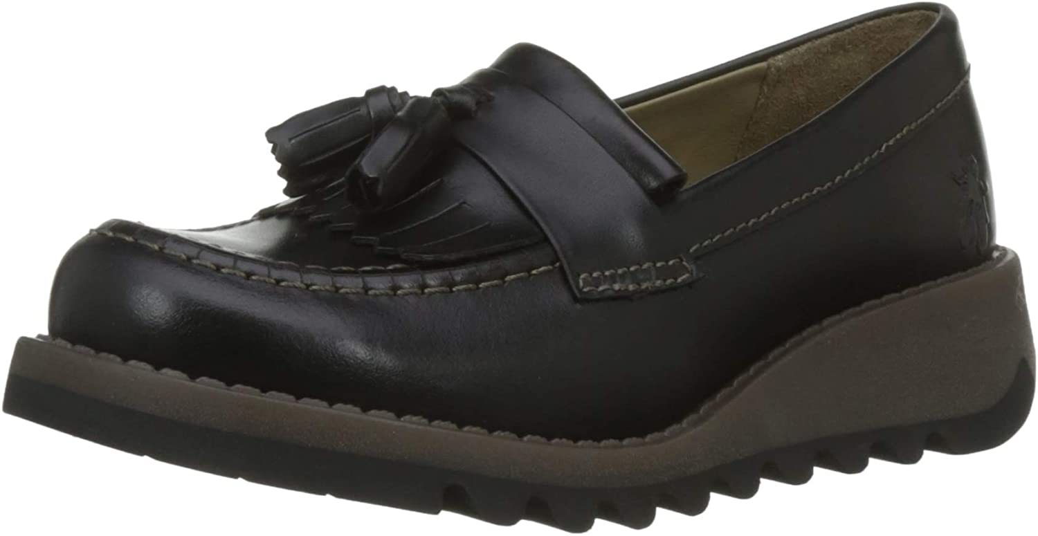 FLY London Unisex-Child Loafers