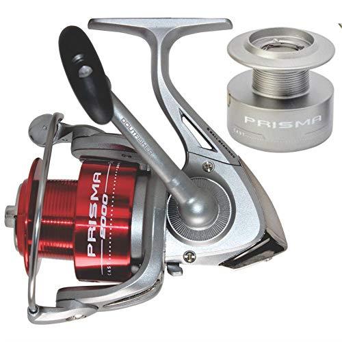 Molinete Para Pesca Prisma 2000 5 Rolamentos Marine Sports
