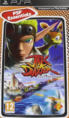 Jak & Daxter: the lost frontier - collection essentiels [Importación francesa]
