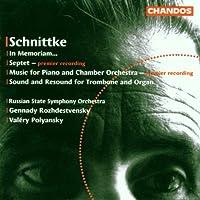 Schnittke;in Memoriam/Septe